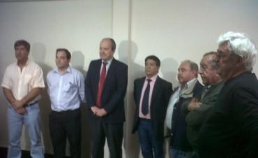 Asumió Francisco Mercado al frente de la delegación Olavarría del Ministerio de Trabajo