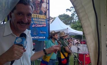 Radio Olavarría , la radio oficial del Festival Nacional de Doma y Folklore