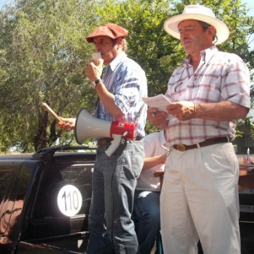 Remate de fin de año de Alzaga Unzué y Cía en Olavarría