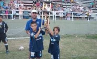 Fútbol infantil. Ferro ganó todo en Tres Arroyos