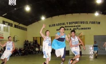 El Fortín es el líder del Provincial de Clubes