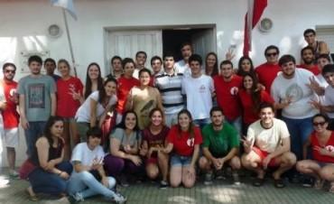Encuentro seccional de la Juventud Radical