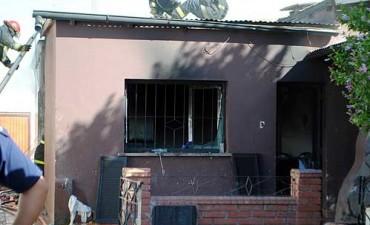 Pérdidas totales por incendio de vivienda