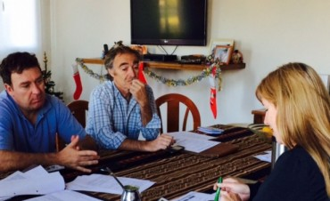 La Sociedad Rural local se reunió con la Diputada Schwindt