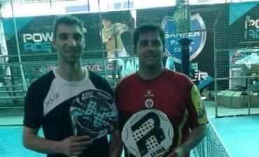 Pádel: Rosatto-Elcano campeones nacionales