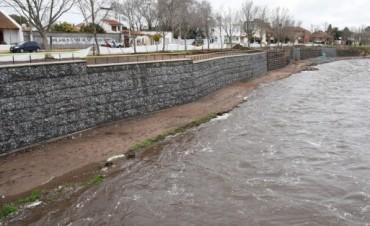 Concejales de UNA presentan proyectos sobre los arroyos Tapalqué y Nievas