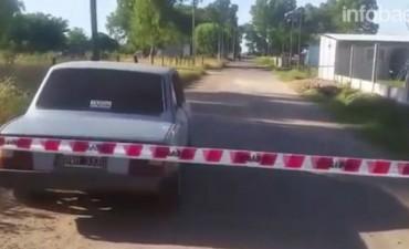 El auto con el que escaparon los hermanos Lanatta está radicado en Olavarría