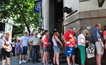 Este miércoles se abonan los $400 a jubilados y beneficiarios de las Asignaciones