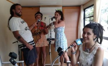 Radio Olavarría continúa transmitiendo en directo desde el Festival