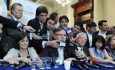 Ganancias: 'hay un grupo de diputados que piensa en la justicia social'