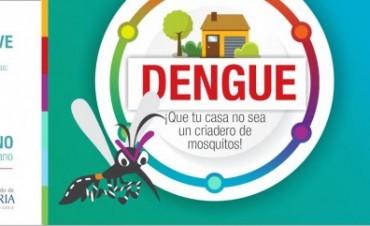 Recomendaciones para prevenir Dengue, fiebre Zika y Chikungunya