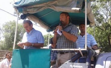 Remate Néstor I Goenaga y Cía ,ayer en la Sociedad Rural de Azul