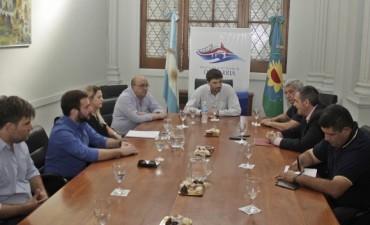 Se reunió en Olavarría la Mesa deTrabajo Regional