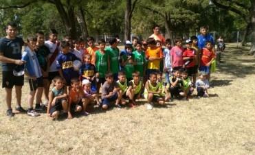 Encuentro deportivo y recreativo