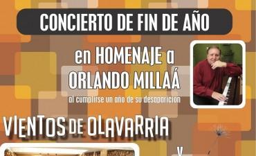 Vientos de Olavarría cierra la temporada 2017