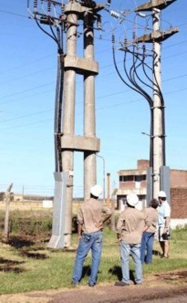 Habrá corte de energía éste miércoles en Sierras Bayas