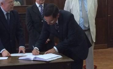 AJB: Se pospone el apartamiento del juez Garcia