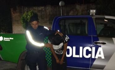 Una persona detenida por tentativa de hurto