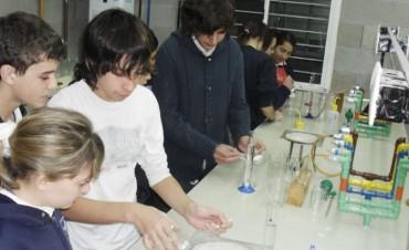 Ciencias en la escuela