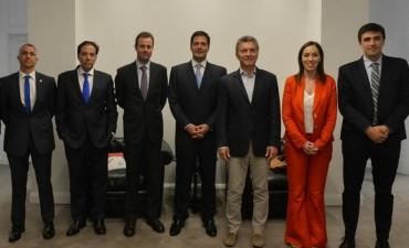 Loma Negra anunció la nueva fábrica de cemento en L'Amalí