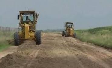 Emergencia vial: comienzan los trabajos en tres zonas