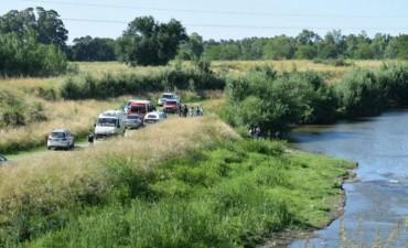 Identificaron al niño que se ahogó en el arroyo Tapalqué