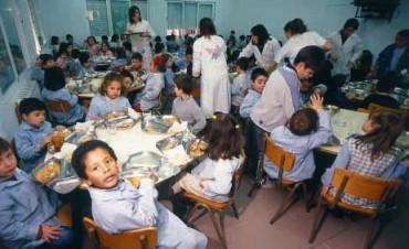 Comedores Escolares: 'Los alimentos no alcanzan para todos'