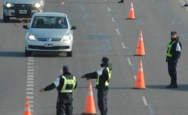 Se realizaron más de 100 infracciones de tránsito