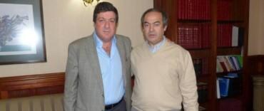 Tapalqué: Coconni se mostró con Mariotto.