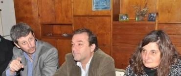 Azul: Se firmó el contrato de finalización de obra de la Escuela 17 de Azul