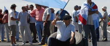 Informe sobre asambleas y presencia de productores a la vera de la ruta en Buenos Aires