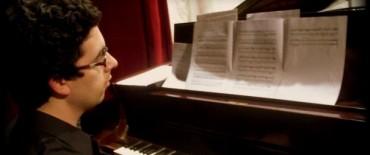 Estreno mundial de la obra del compositor olavarriense Jesús Cañete con la Sinfónica Municipal