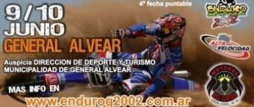 "Alvear: 4ta. fecha Enduro Generación 2012 Bonaerense ""Copa Daniel Scioli"""