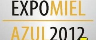 Se inauguró la ExpoMiel Azul 2012