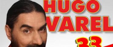 "Hugo Varela presenta ""33 son Mejores"""