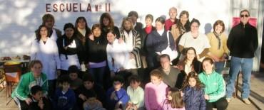 """Alvear: nueva jornada de """"Juntos por el Campo"""""""
