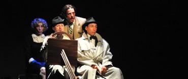 """Se pondrá en escena """"Los 39 escalones"""" con Gianola, Scarpino, Mazzei y García Lago"""