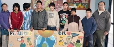 """Proyecto """"Reciclemos Juntos, Cuidemos el Planeta"""""""