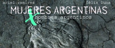 """""""Mujeres argentinas x hombres argentinos"""""""