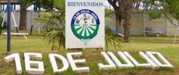 Azul: con variadas actividades el domingo se celebrará el Centenario de 16 de Julio