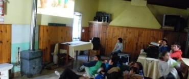 Ayacucho: siguen las actividades culturales durante las vacaciones de invierno