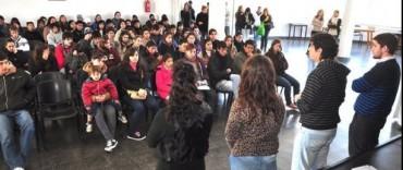 Se realizó la reunión del Programa Jóvenes con Más y Mejor Trabajo