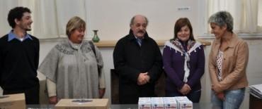 La Madrid: Asociación Civil Mater Dei  recibe donación de ARBA