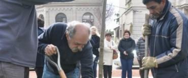 La Madrid: celebración Día del Árbol