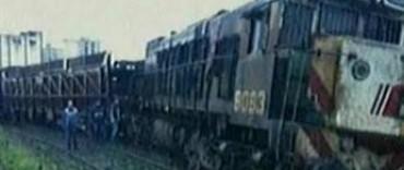 Descarriló un tren en Mar del Plata: hubo unos 125 pasajeros evacuados