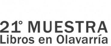 """Muestra """"Libros en Olavarría"""": Modificaciones en el cronograma del día de hoy"""