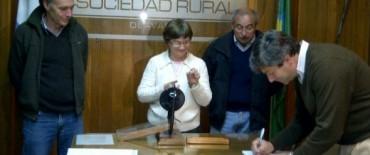 Se efectuó el sorteo de la rifa de la Sociedad Rural de Olavarría
