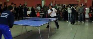 Se viene el 2° Torneo de Tenis de mesa