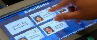 Sergio Massa pidió impulsar el voto electrónico