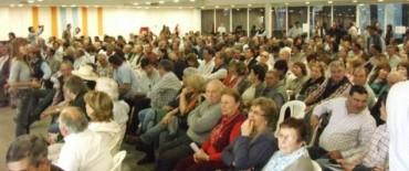 Bolívar: un millar de personas participaron de la asamblea de Carbap